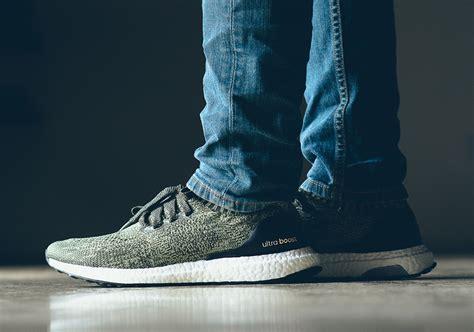 Adidas Ultra Boost 30 Olive Green Premiumsepatu Ultraboost adidas ultra boost uncaged olive green sneakernews