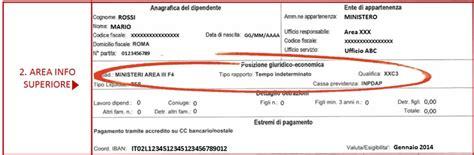 codice identificativo ufficio postale il cedolino noipa guida alla lettura noi pa