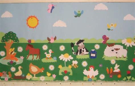 farm animals bulletin board for preschool 4 171 funnycrafts