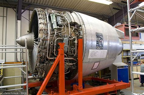 rolls royce jet engine detial aircraft related
