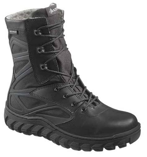bates annobon black waterproof tactical boots e06108