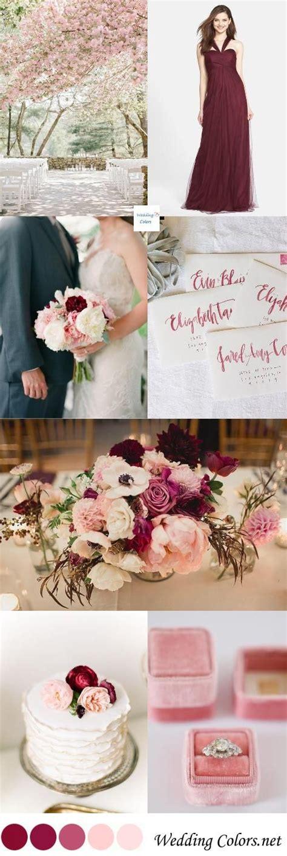 s2 desain indonesia marsala blush wedding spring wedding palette i like