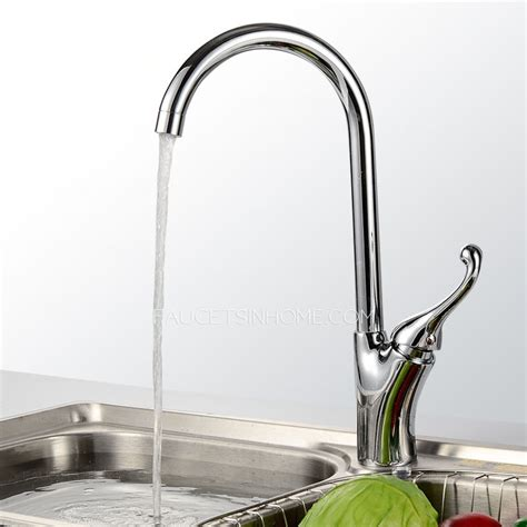 affordable brass single handle one kitchen faucets