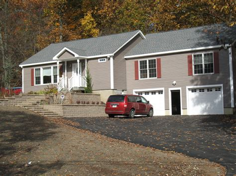 are modular homes well built two story colonial style homes