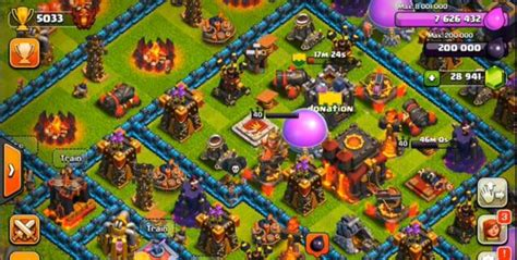 Ka Coc 14 Kaos Clash Of Clans Archer tipidpc clash of clans for ios android devices