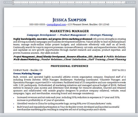 plain text resume format guide to plain text resumes resume talk