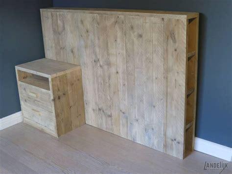 bed hoofdsteun hoofdsteun bed awesome houten nest bed with hoofdsteun
