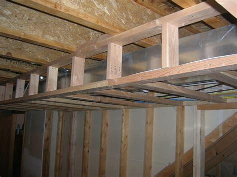 how to build a soffit in basement diy basement ideas basement soffits building