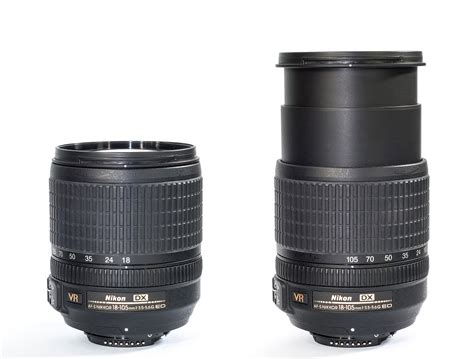 Lensa Nikkor 18 105mm Vr af s dx nikkor 18 105mm f 3 5 5 6g ed vr