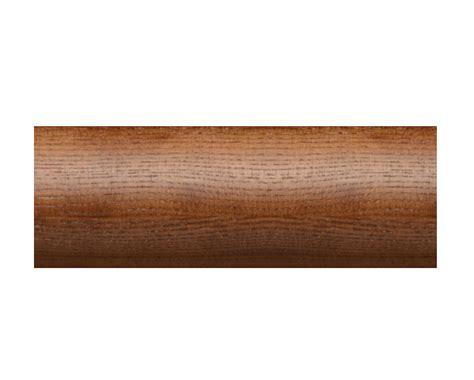 wood drapery hardware select 4 foot smooth 2 1 4 inch wood drapery pole at