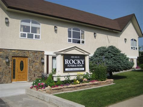 funeral services in rocky mountain house rocky funeral home