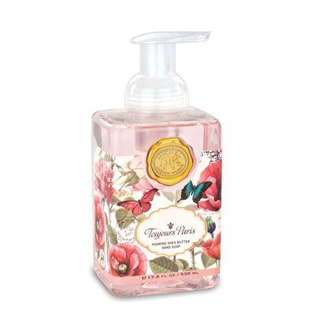 michel design works luxury foaming hand bath body soap lotions uk michel design works foaming hand soap toujours paris
