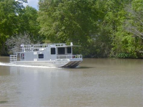 aluminum boats for sale in louisiana 2011 homemade aluminum houseboat house boat for sale in