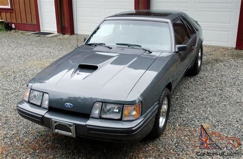 mustang svo for sale canada ford mustang svo