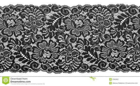 black lace stock photo image of textile textured black