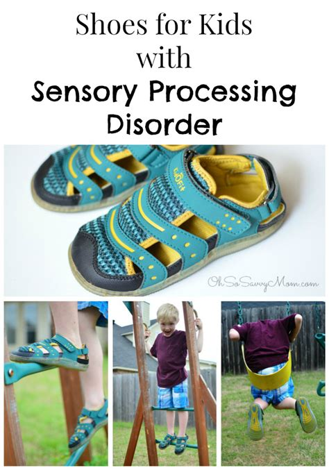 clothing sensitivites shoes for with sensory issues