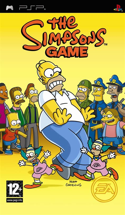 bid to win psp the simpsons bid to win was listed for