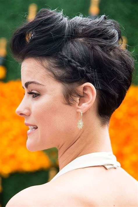 braided pixie cut 40 best feestkapsels kort haar images on pinterest