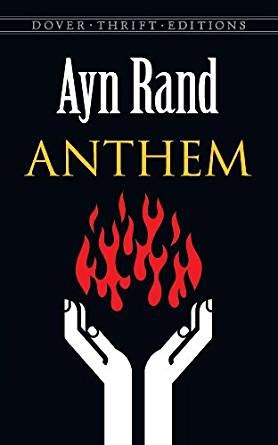 libro anthem dover thrift editions anthem dover thrift editions ebook ayn rand amazon co uk kindle store
