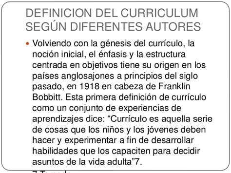 Diseño Curricular Definicion Autores Presentcaci 243 N1
