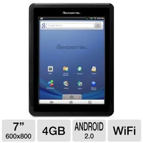android ereader pandigital novel 7 android tablet ereader by pandigital