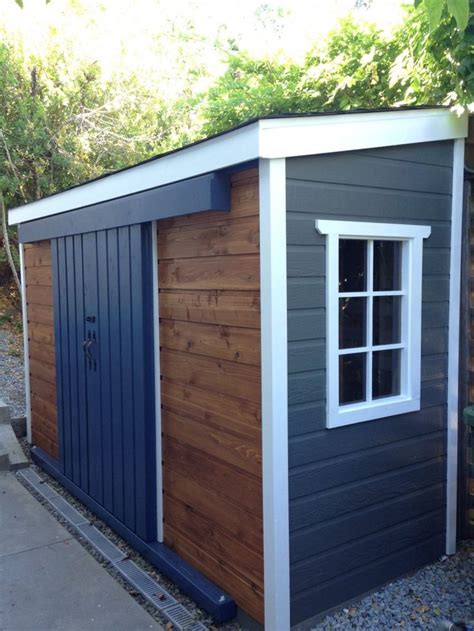 ideas  lean  shed  pinterest lean