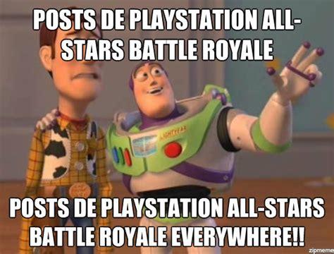 Playstation Meme - playstation all stars memes