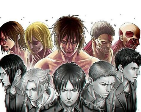 Gelang Anime Attack On Titan Snk shingeki no kyojin shared by on we it