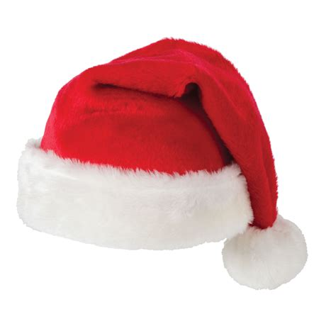 santa hat deluxe santa hat fancy dress dress up festive new ebay