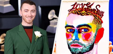 sam smith get here sam smith wants to show off your artwork so here s how to