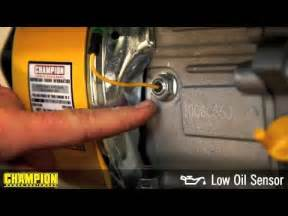 how to disconnect your low oil sensor youtube