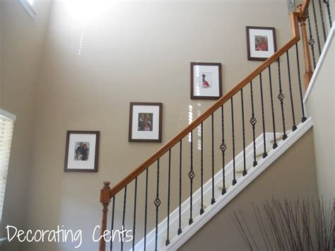 Ideas For Staircase Walls Stair Wall Decorating Ideas Home Decoration Ideas