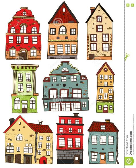 Different Shapes Of Windows Inspiration Vector Colored Construction Line Icons Vector Cartoondealer 49324017