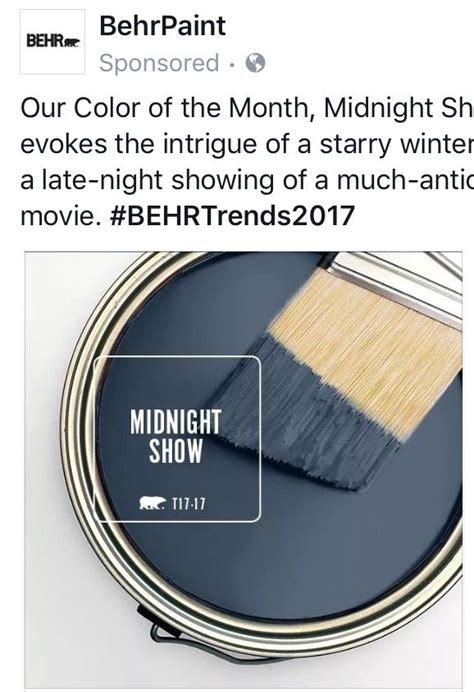behr paint colors midnight show 232 best images about paint colors on