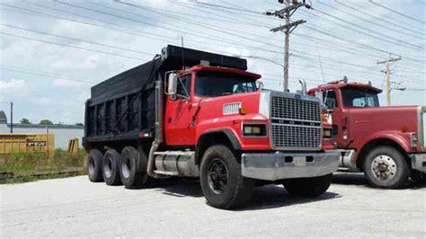 ford ltl 9000 dump truck ford ltl 9000 1995 heavy duty trucks