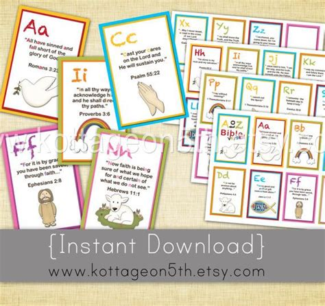 Letter Using Bible Verses teach your a bible verse for each letter in the alphabet with a to z bible verses you will