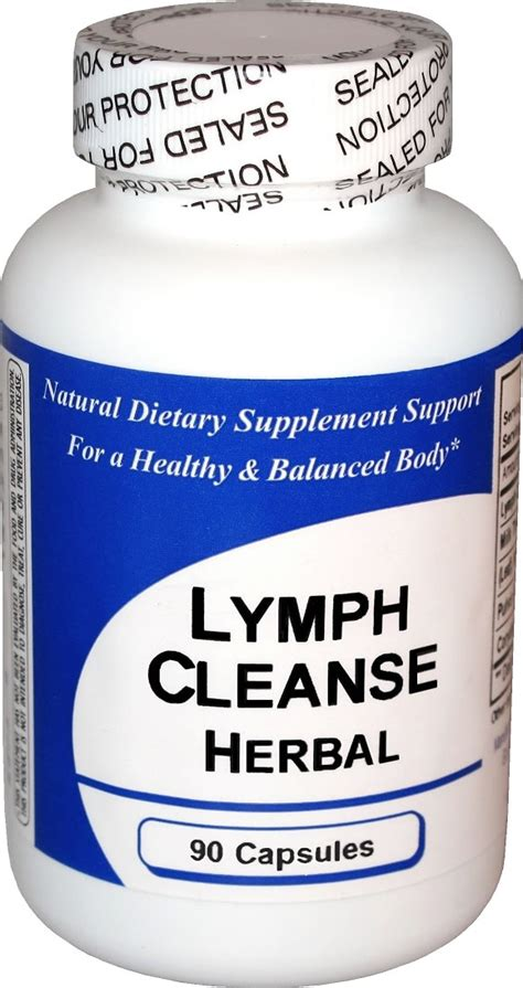 Lymph Detox Herbs by Lymph Cleanse Herbal Lymphatic System Cleanse