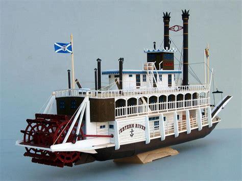 steam boat for sale usa usa mississippi steam paddle boat 3d paper model kit