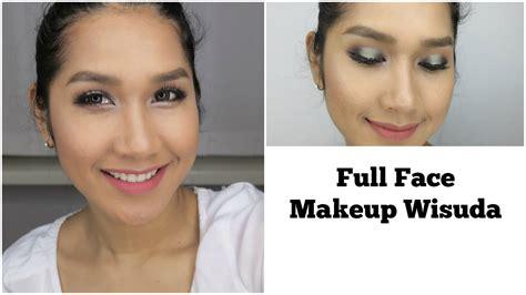 review tutorial make up wisuda tutorial makeup wisuda mugeek vidalondon