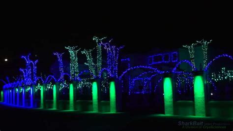 the fred loya el paso christmas lights show 2011 youtube