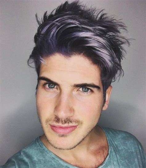 name of mens hair dye styles silver hair dye men www pixshark com images galleries
