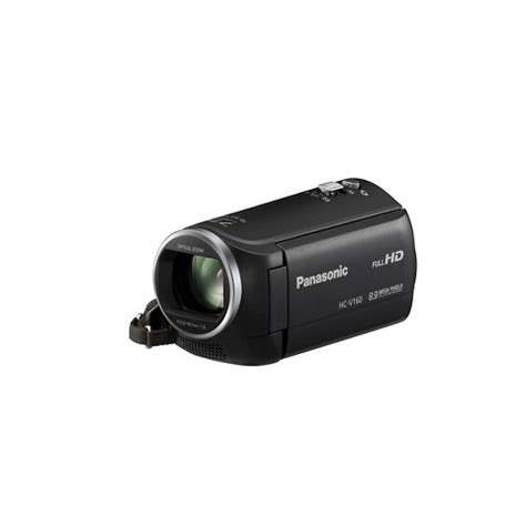 Handycam Panasonic Hc V160 panasonic hc v160 flash memory digital camcorder target