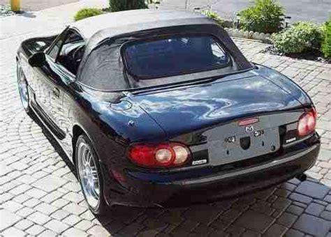 used 2002 mazda mx 5 miata front body wiper motor windshield us m purchase used 2002 mazda mx 5 miata 1 8l 30 000 miles all original triple black in toronto