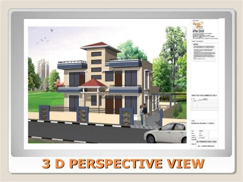 floor plan with perspective house house design home plan floor plan indian building design