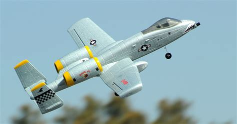 Promo Dynam A 10 Thunderbolt Ii With Retracts 2 4g Dy8933 dynam a 10 thunderbolt ii v2 64mm edf rc jet with retracts 1080mm wingspan pnp grey