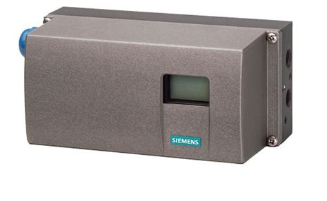 Electropneumatic Positioner siemens sipart ps2 electropneumatic positioner