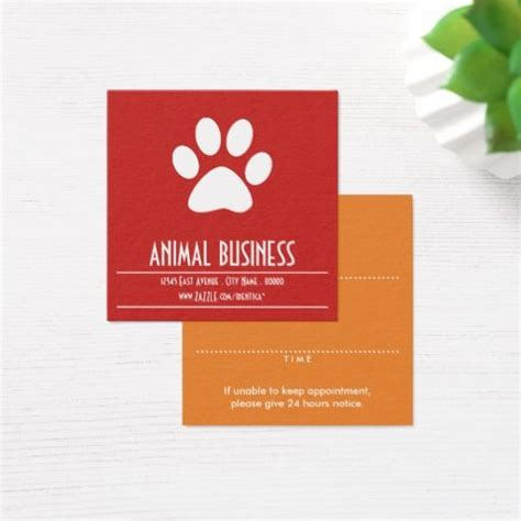 images  appointment reminder business cards