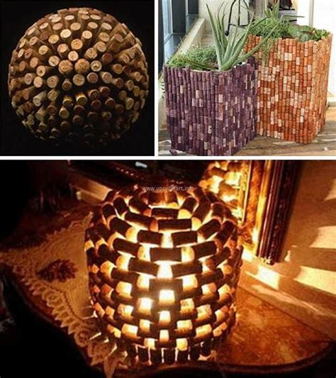 wine cork craft projects crafts made with wine corks upcycle
