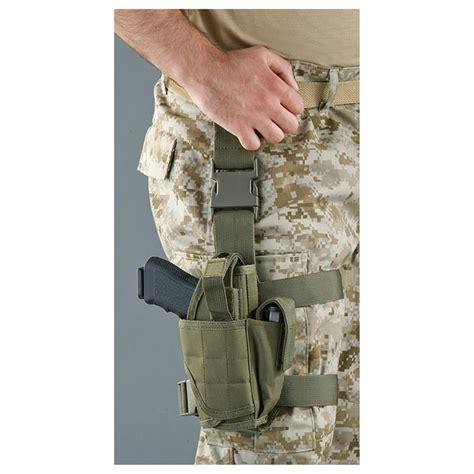 blackhawk tactical leg holster cactus drop leg holster 614650 holsters at