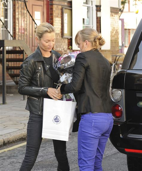 Send Kate Moss Flowers by In Kate Moss And Personal Assistant